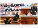 2015年越南国防对外工作大事谱
