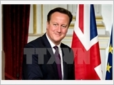 英国首相卡梅伦访越有助于进一步深化越英战略伙伴关系