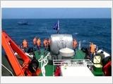 海上搜救工作