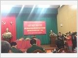Gặp mặt báo chí giới thiệu về Đại hội đại biểu Đoàn thanh niên Cộng sản Hồ Chí Minh Quân đội lần thứ IX
