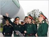 新形势下国防军事战略建设事业中胡志明思想运用