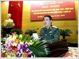 军队党部落实越共十二届四中全会关于建党整党工作的决议