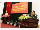 Bộ Quốc phòng tổ chức gặp mặt Đoàn đại biểu thân nhân liệt sĩ đang công tác thuộc huyện Đại Lộc, tỉnh Quảng Nam
