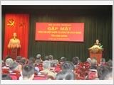 Tổng cục Chính trị gặp mặt Đoàn đại biểu Người có công tỉnh Bình Dương