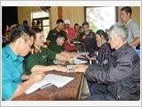 镇安县领导落实好军事国防工作