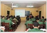 本着胡志明思想提高军队后勤干部培训质量的基本举措