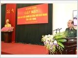 Bộ Quốc phòng gặp mặt Đoàn đại biểu Người có công tỉnh Đắk Nông