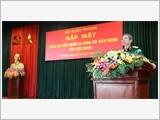 Tổng cục Chính trị gặp mặt Đoàn đại biểu Người có công tỉnh Hậu Giang