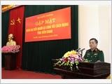 Tổng cục Chính trị gặp mặt Đoàn đại biểu Người có công tỉnh Kiên Giang