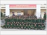针对红星大学大学生的国防安全教育工作