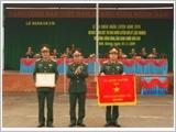 第219号工兵旅团将训练工作与各项任务实施结合