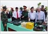 永隆省党部加强对国防军事工作领导力度
