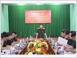 岘港市军事指挥部在全民国防建设事业发挥核心作用