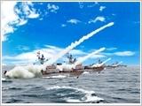 海军第二区提高综合质量与战斗力
