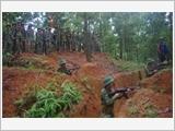 第355号师领导提高预备役力量培训质量