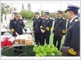 海军后勤部门加强学习与践行胡志明思想、道德、风格榜样
