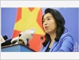 坚决反对中国海洋地质八号船队继续侵犯越南主权