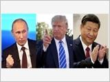 美俄中关系及其对地区安全的影响