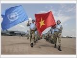 关于我军参加联合国维和行动的力量组织和调动