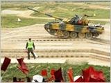 坦克-装甲兵种继续突破革新训练工作