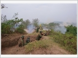 312师集中提高战斗力