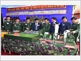 北宁省安峰县将经济社会发展与国防安全巩固相结合