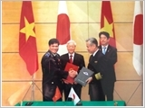 越南海警加强对外工作与国际合作