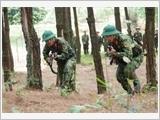 18团提高训练、战备质量