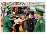 岘港市边防部队发挥全民力量 牢固捍卫海岛主权