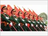 落实越共十三大决议 继续建设政治强大军队 满足新任务要求