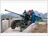广宁省武装力量在强大全民国防建设事业中发挥骨干作用