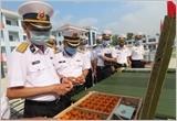 海军二区革新提高训练质量