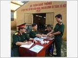 Giáo dục văn hóa giao thông cho thanh niên Quân Đội
