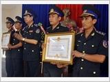 Vùng Cảnh sát biển 3 nâng cao bản lĩnh chính trị, ý chí chiến đấu cho cán bộ, chiến sĩ