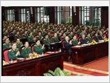 Khai mạc Hội nghị Quân chính toàn quân năm 2013