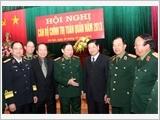 Hội nghị cán bộ chính trị toàn quân năm 2013