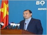 Việt Nam quan tâm sâu sắc diễn biến trên Biển Hoa Đông