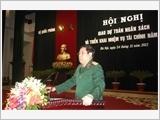 Quán triệt Nghị quyết 513 của Thường vụ Quân ủy Trung ương, chủ động thực hiện tốt công tác tài chính quân đội năm 2013