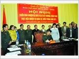 Ba trọng tâm khắc phục khuyết điểm theo Nghị quyết Trung ương 4 (khóa XI) ở Đảng bộ Quân sự tỉnh Nghệ An