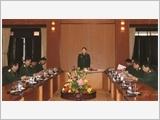 Hội đồng chỉ đạo Tạp chí Quốc phòng toàn dân họp phiên đầu năm 2013