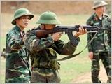 Một số kinh nghiệm huấn luyện chiến sĩ mới ở Sư đoàn 325