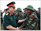 Xây dựng con người mới, giữ vững trận địa tư tưởng văn hóa của Đảng trong quân đội