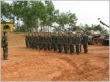 Lữ đoàn Xe tăng 215 nâng cao chất lượng huấn luyện chiến đấu