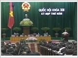 Khai mạc trọng thể Kỳ họp thứ năm, Quốc hội khóa XIII
