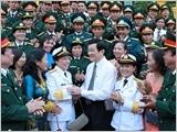 Xây dựng Công đoàn Quân đội vững mạnh, đáp ứng yêu cầu bảo vệ Tổ quốc trong tình hình mới