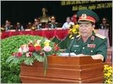 Toàn quân đẩy mạnh nhân rộng điển hình tiên tiến trong học tập và làm theo tấm gương đạo đức Hồ Chí Minh