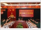 Hội đồng Thi đua Khen thưởng Bộ Quốc phòng họp phiên thường kỳ 6 tháng đầu năm 2013