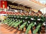 Lực lượng vũ trang Điện Biên xây dựng và nhân rộng điển hình tiên tiến trong phong trào Thi đua Quyết thắng