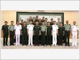 Xây dựng lòng tin chiến lược giữa hai quân đội, góp phần vun đắp lòng tin chiến lược Việt Nam - Trung Quốc