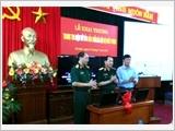 Bảo hiểm xã hội Bộ Quốc phòng khai trương Trang thông tin điện tử